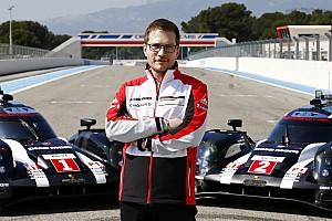 Eks bos LMP1 Porsche siap gabung tim Formula 1