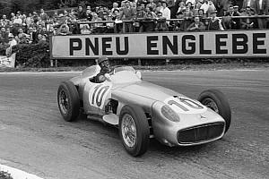 Formula 1 Top List GALERI: Mobil F1 tim pabrikan Mercedes sejak 1954