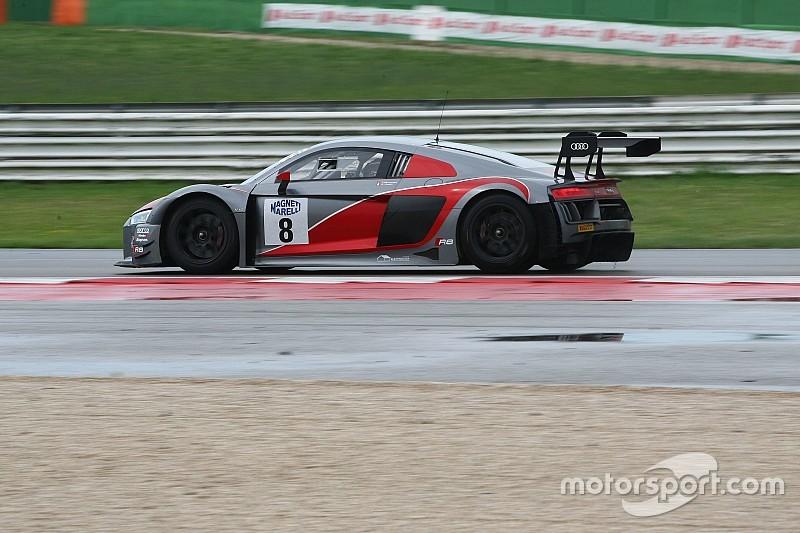 Nuovo BoP dal Mugello: 15 kg in più all'Audi in Super GT3