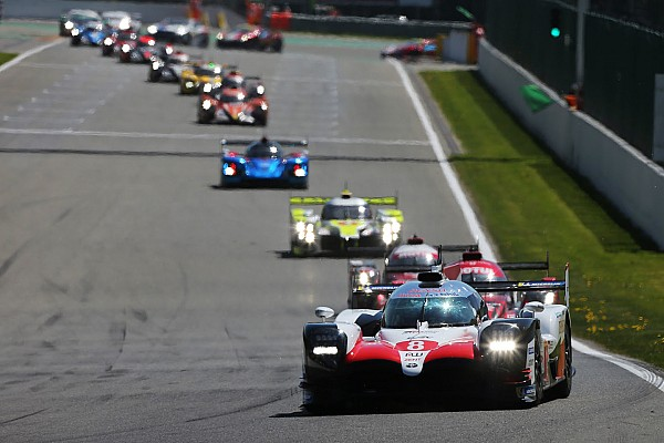 WEC WEC makes EoT changes to level LMP1 playing field