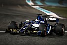 Ericsson dice que Sauber salvó una temporada