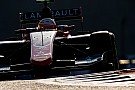 GP3 Юбер потерял поул воскресной гонки GP3 в Абу-Даби