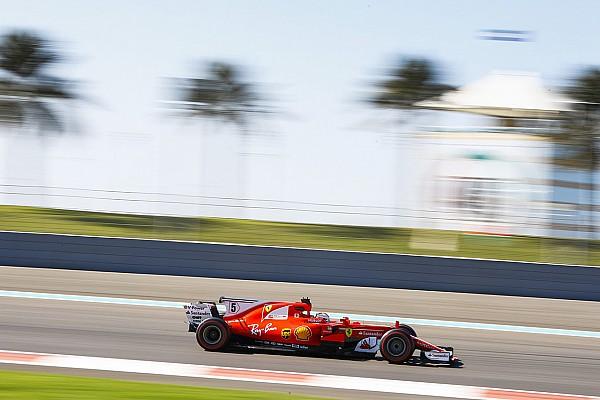 Формула 1 Феттель став першим на шинних тестах Ф1, Кубіца - сьомий