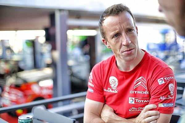 WRC Breaking news Sering kecelakaan, Citroen pecat Meeke