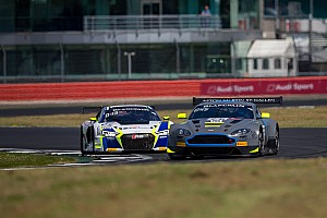 Blancpain Endurance Race report R-Motorsport Aston Martin takes provisional maiden win