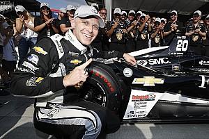 Carpenter se lleva la pole de la edición 102 de la Indy 500