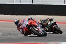 MotoGP Dovizioso a limité les dégâts après un début de week-end