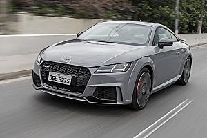 Automotivo Últimas notícias Audi TT RS é lançado com 400 cv por R$ 424.990