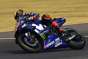 MotoGP Son dakika Vinales, 2018 motosikletinde sorun olduğunu söyledi