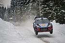 Ралі Швеція: Брін атакує тріо Hyundai