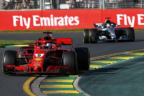 Formel 1 Geklärt: Offline-Tool erwischte Mercedes auf dem falschen Fuß