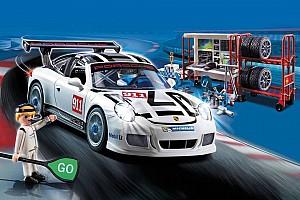Automotive Noticias de última hora Playmobil lanza un Porsche 911 GT3 Cup