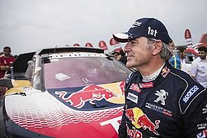 Dakar Noticias Video: Sainz explica cómo ganó Dakar 2018