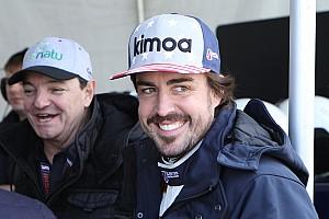 IMSA Noticias Alonso no provocará el mismo impacto en Daytona que en Indy 500
