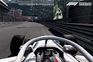 Megjelent az első F1 2018 videó: Halo a játékban