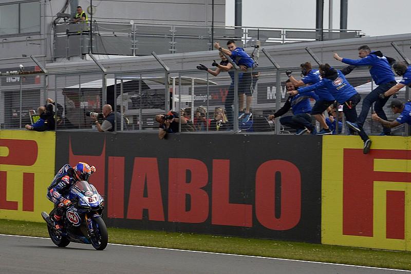 WSBK, Донінгтон: ван дер Марк із Yamaha виграв другу гонку вікенду