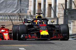 Формула 1 Новость Итоги тренировок уверили Red Bull в реальности борьбы за поул