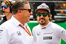 Formule 1 Alonso : Brown