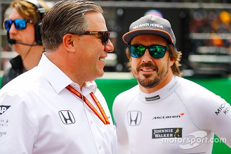 McLaren-Boss bestätigt: Alonso vor IndyCar-Test