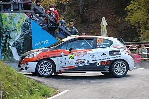 Rally Svizzera Gara Vittoria e secondo posto nel Campionato Junior per Michellod