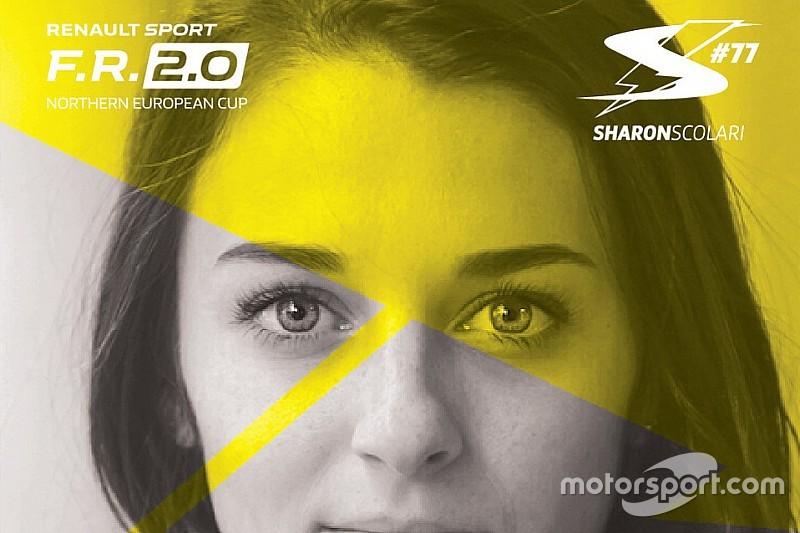 Sharon Scolari correrà nella NEC di Formula Renault!