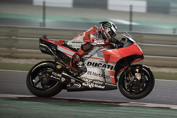 """MotoGP Noticias Lorenzo: """"Me tiré de la moto para no estrellarme contra el muro"""""""