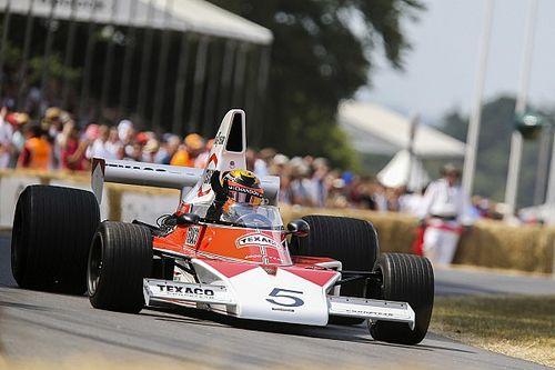 """Vandoorne over rit in McLaren van Fittipaldi: """"Heel andere ervaring"""""""