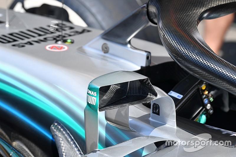 Pilotos da F1 querem câmeras e telas no lugar dos espelhos