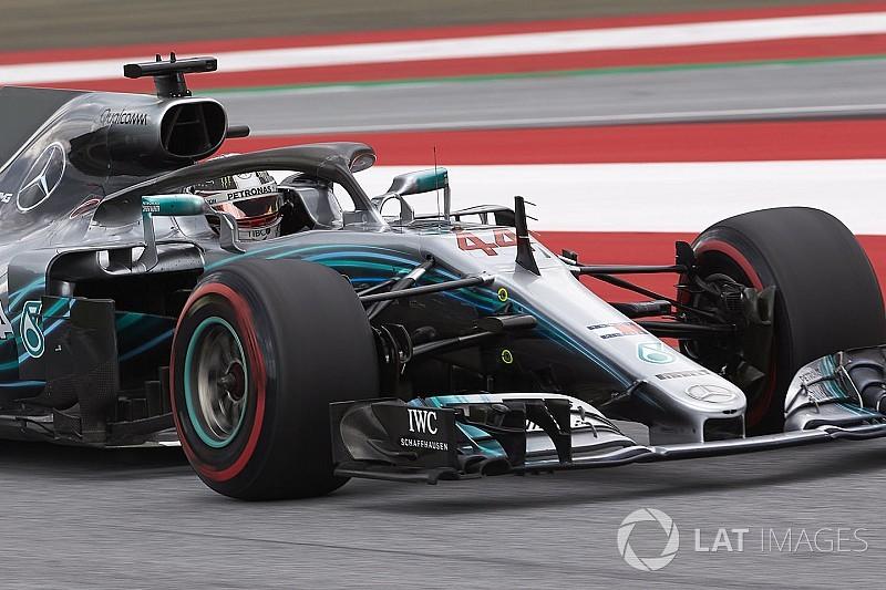 Mercedes justifica su error en la estrategia de Hamilton
