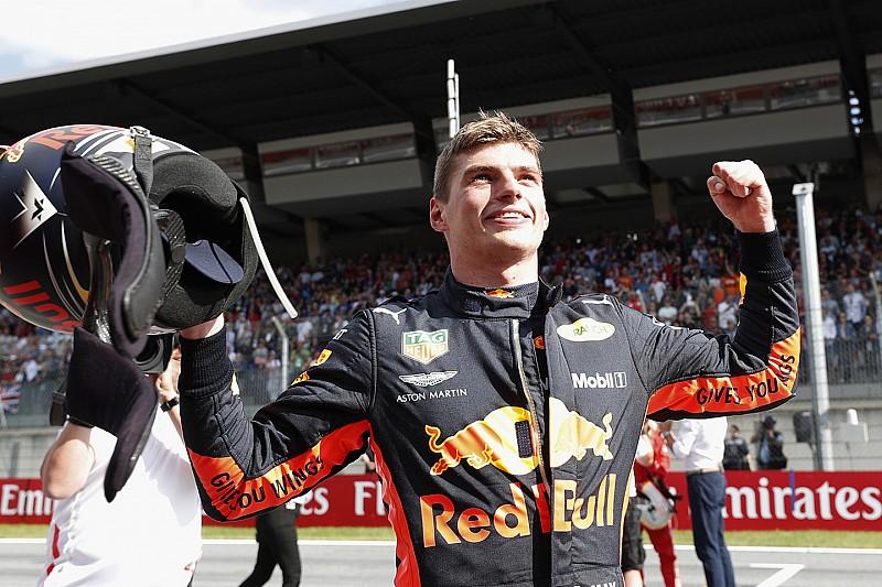 Victoria para Verstappen y liderato para Vettel tras drama de Mercedes
