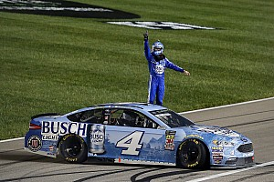 NASCAR Cup Breaking news Kevin Harvick says 2018 season