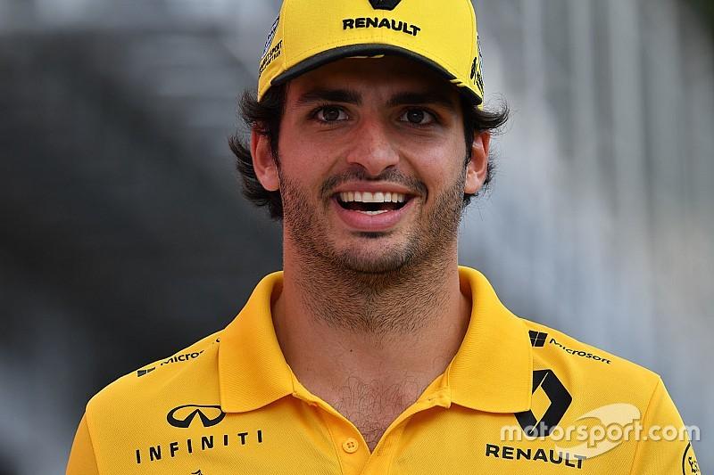 McLaren confirma Sainz para vaga de Alonso