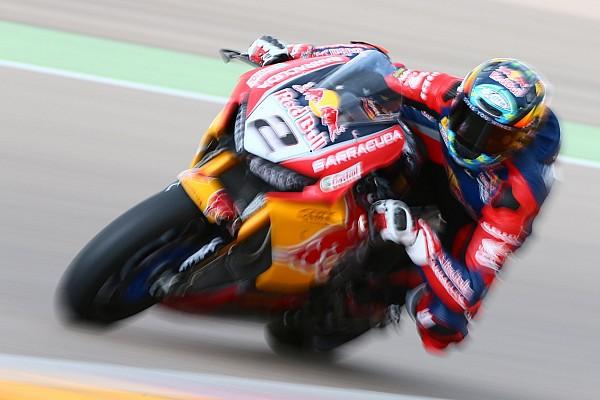 Tegola Honda: Leon Camier non correrà il GP di Assen