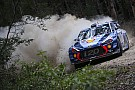 Australia WRC: Neuville wins as Latvala throws away second
