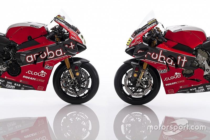 Ducati представила Panigale V4R сезону WSBK 2019 року