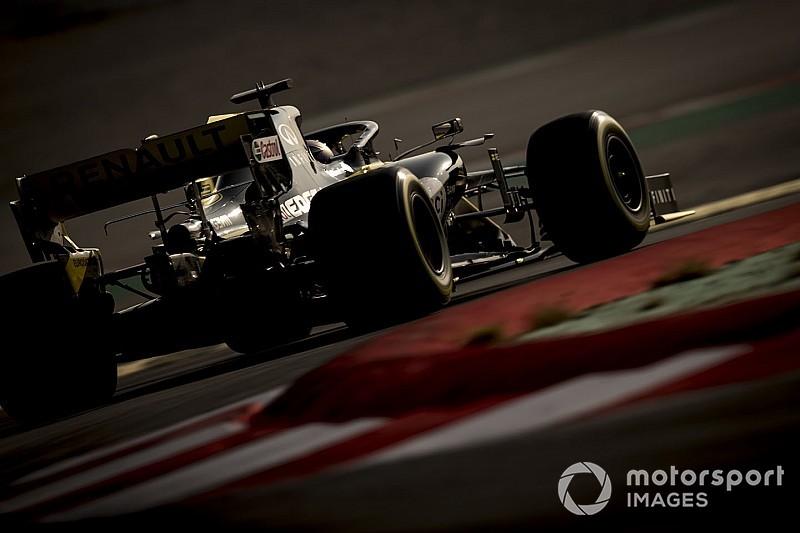 Renault ikinci Barcelona testinde çalışma programını yine ikiye bölecek