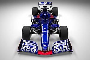 F1新車解説:トロロッソ・ホンダSTR14……エンジンカウルは超小型?