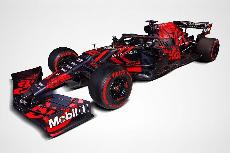 Red Bull Racing presenteert nieuwe F1-bolide met verrassende livery