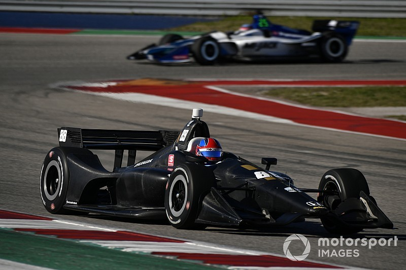 Herta on top again in Wednesday morning session