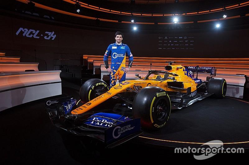 """Sainz: Renault'dan gelecek """"güzel bir sürpriz"""" McLaren'e daha fazla güç katabilir"""