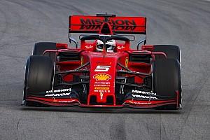 Ferrari, ikinci testte her gün iki sürücüsünü de kullanacak