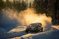 Las espectaculares fotos del sábado del WRC en el Artic Rally