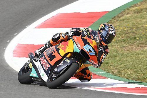 Hasil FP3 Moto2 Portugal: Gardner Sukses Asapi Roberts