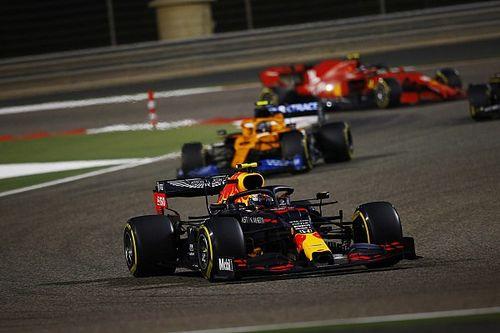 Verstappen égratigne Albon, Red Bull attendra jusqu'au bout