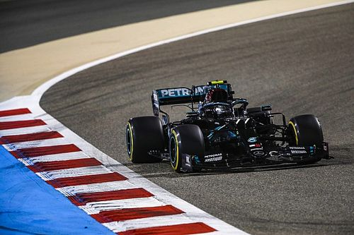 "Bottas ""surprised"" by qualifying gap to Hamilton"