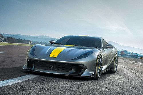 Hotter Ferrari 812 Superfast revealed with 830bhp at 9,500rpm