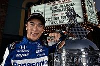 "Sato: Indy win ""not revenge on Ganassi, just pure satisfaction"""