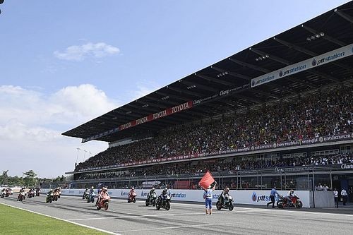 Thailand MotoGP race set to be cancelled