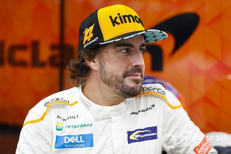 Alonso: Son seansa kalıp 9. olmaktansa 11. olmak daha iyidir
