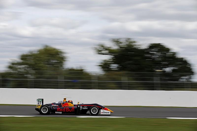 EK F3 Silverstone: Ticktum verslaat Fenestraz in slotfase Race 1